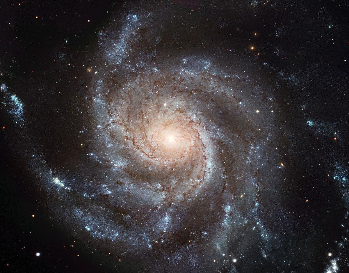 NASA explains how spiral galaxies get their shape