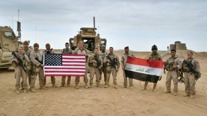 Pro-Iran groups welcome US pledge to end Iraq combat operations