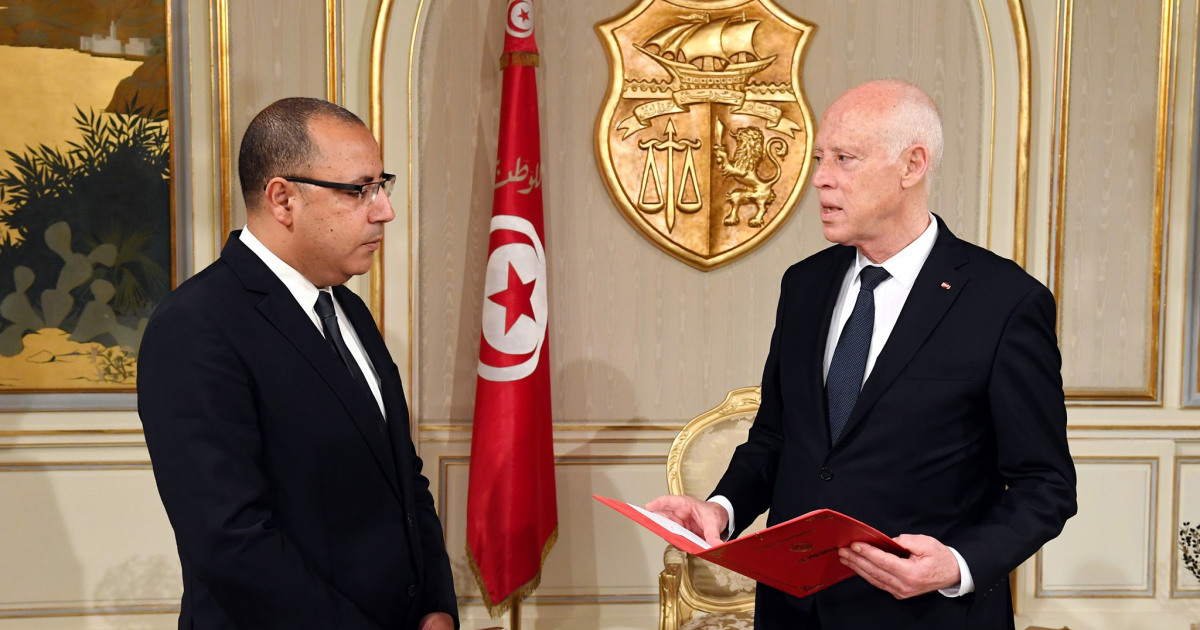 Tunisian prime minister was assaulted in palace before coup