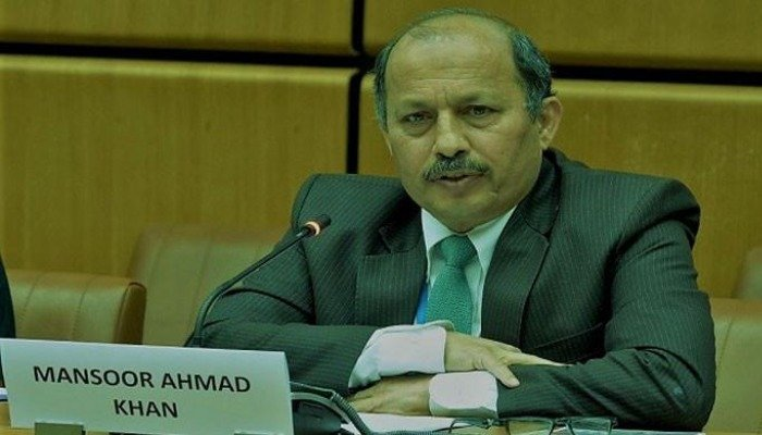 World supports Pakistan's stance on Afghanistan: Mansoor Khan