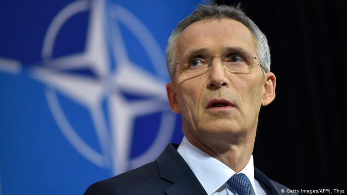 Taliban shouldn't allow Afghanistan to become hub of global terrorists: NATO chief