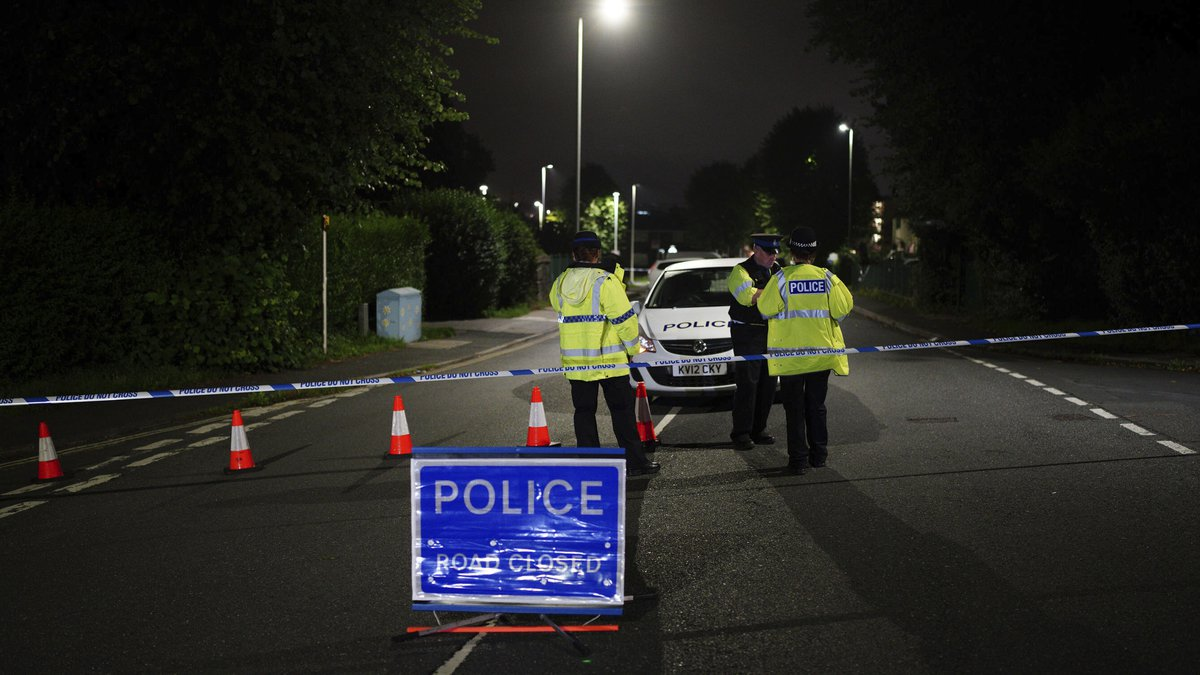 5 killed as Britain sees first mass shooting in 11 years