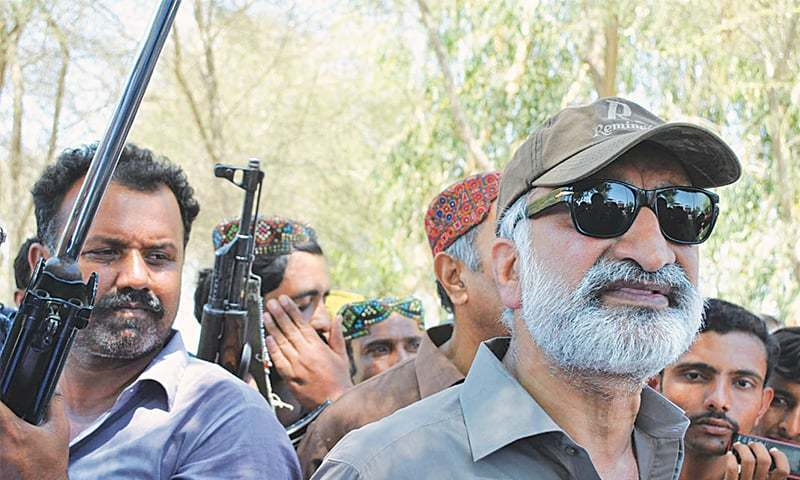 Court acquits Zulfiqar Mirza in police station attack case