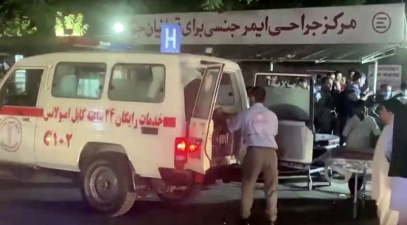 Death toll rises from Kabul airport carnage, US on alert for more attacks