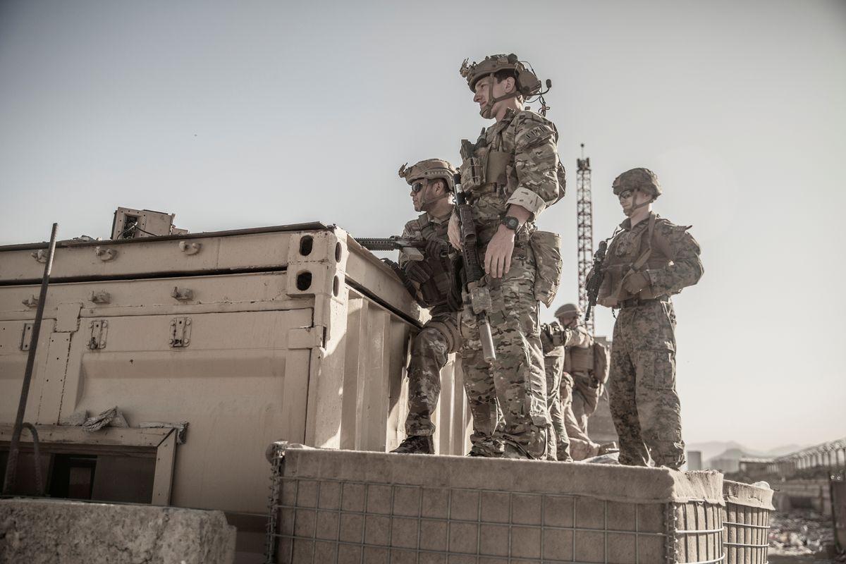 Islamic State 'planner' killed in drone strike, U.S. says
