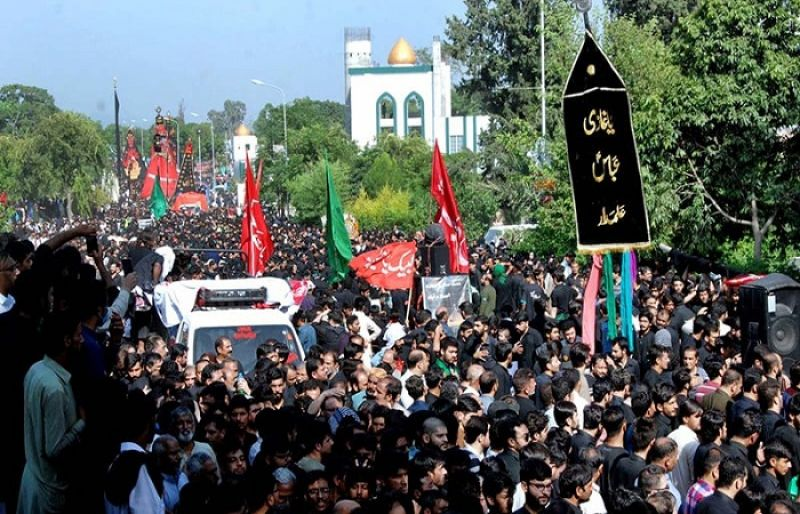 Youm-e-Ashur being observed across the country today 1