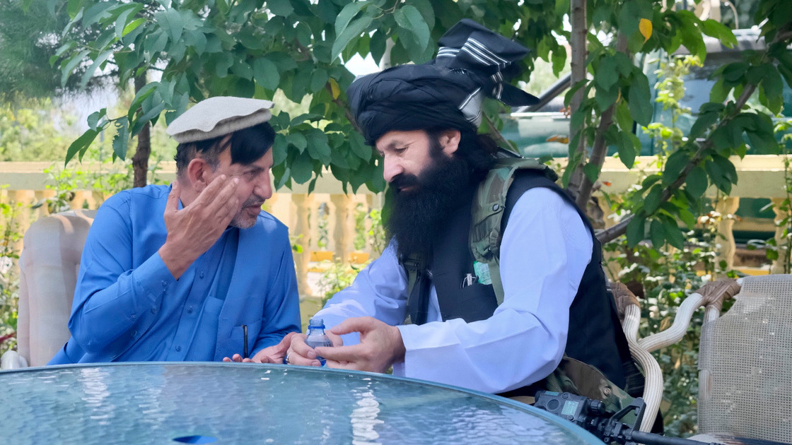 Islamic Emirates of Afghanistan to represent all political groups: Haqqani