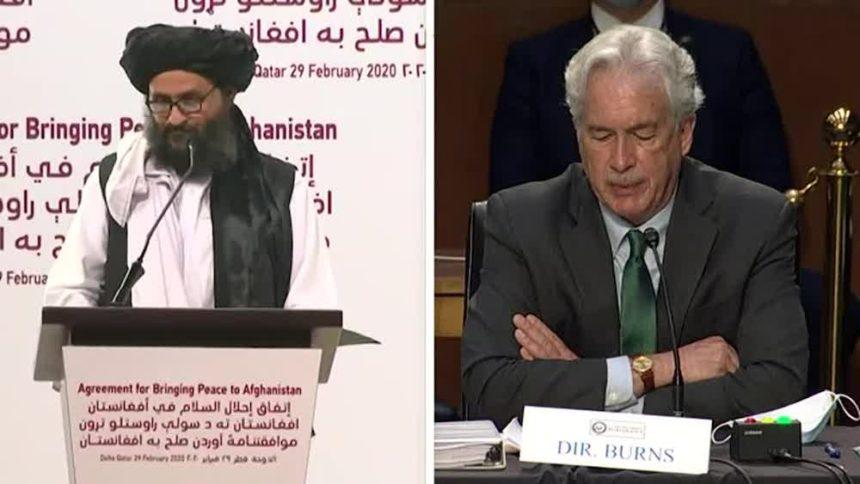 CIA director met Taliban leader in Afghanistan: reports