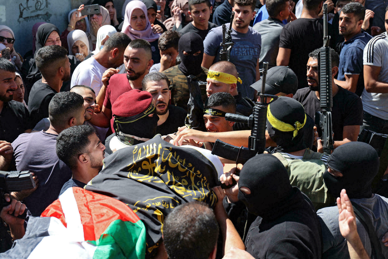 Israeli army kills 5 Palestinians in West Bank shootout