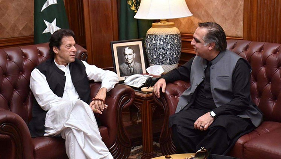 PM, Sindh governor discuss progress of development projects in Karachi