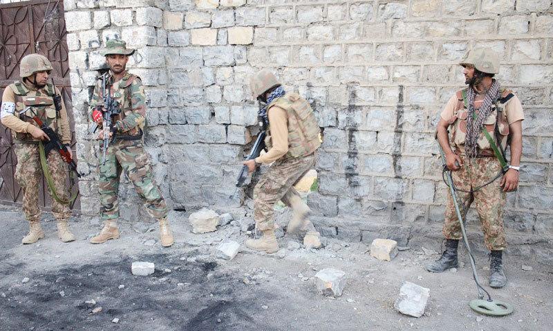 Security forces kill notorious TTP commander Safiullah in N Waziristan operation