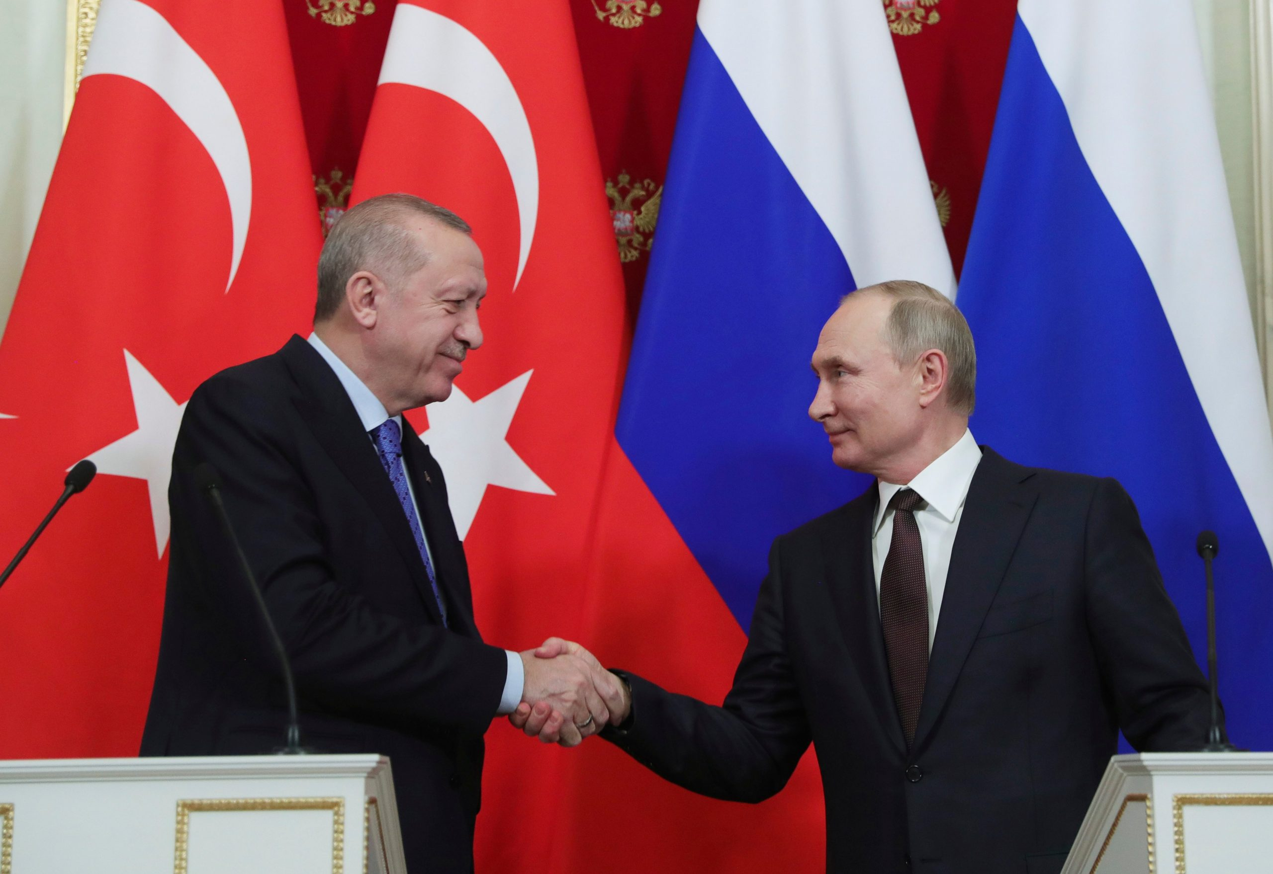 Turkey and Russia to preserve status-quo in Syria's Idlib, Turkish official says
