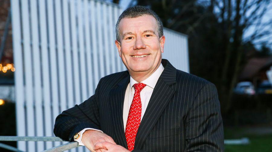 ECB chairman Ian Watmore steps down